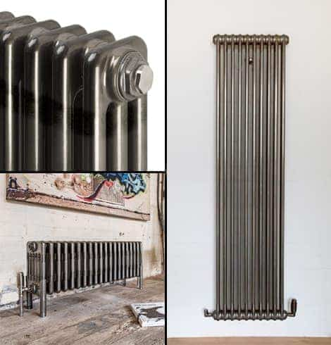 Bare Metal Core Column Radiators - Up to 35% off RRP!