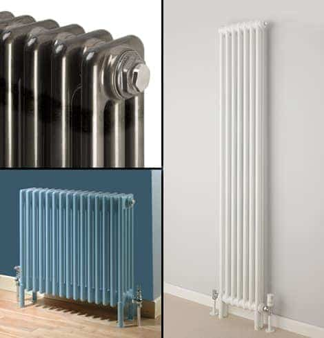 Core Column Radiators (302mm to 1802mm high) - Up to 33% off RRP!