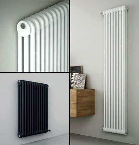 Kiclos designer radiator