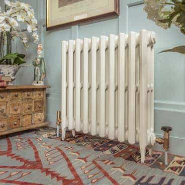 Victorian 3 Cast Iron Radiators (450mm to 745mm high) - Up to 27% off RRP
