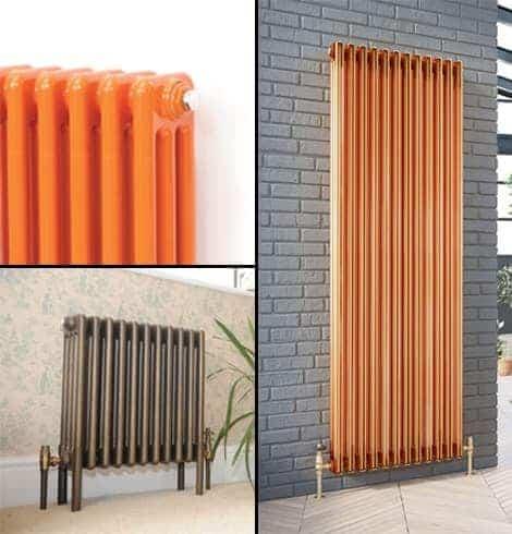 Colori Column Radiators