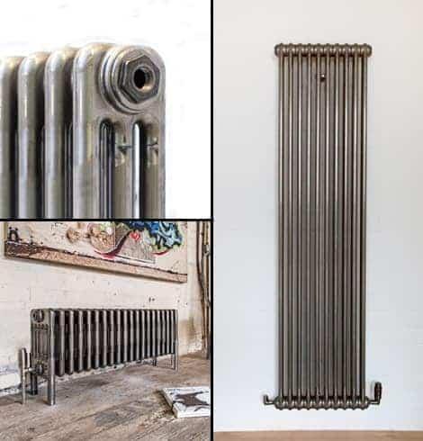 Core Column Radiators (302mm to 1802mm high)