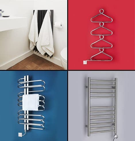 Electric Bathroom Radiators
