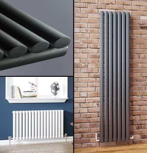 Ellipse radiator