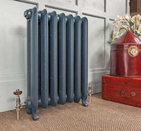 Gladstone Cast Iron Radiators (570mm to 740mm high)