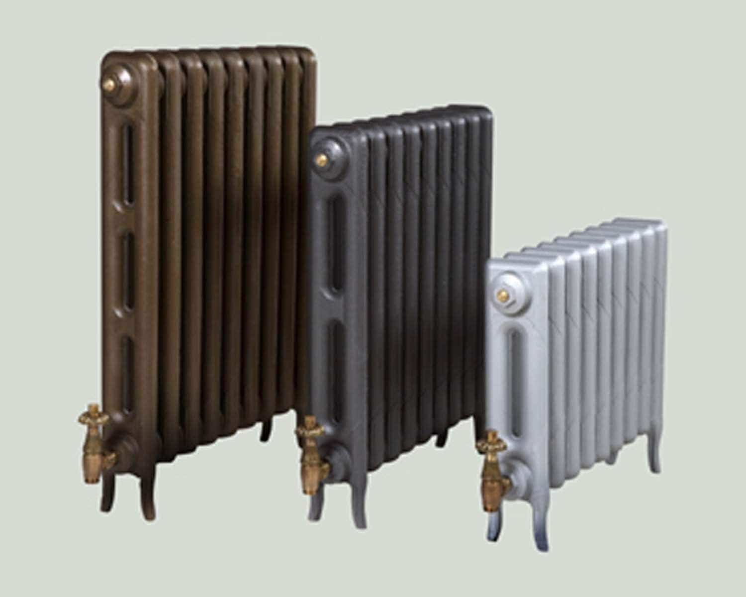 Titus Cast Iron Radiators (460mm to 760mm high)
