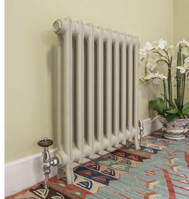 Wilberforce Cast Iron Radiators (490mm to 1040mm high)