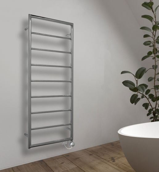 Alpine Mitre towel rail