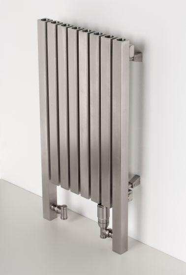 Brooklyn stainless steel radiators floor
