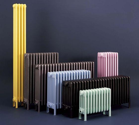 Classic floor-standing radiators