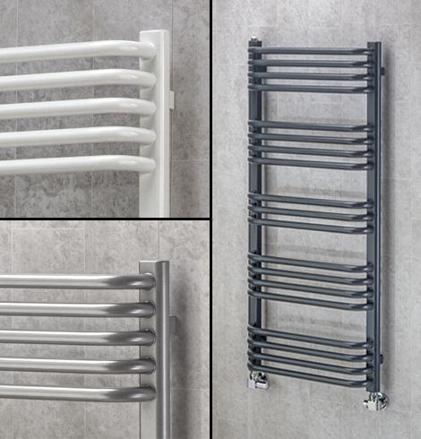 Dex towel rails collage