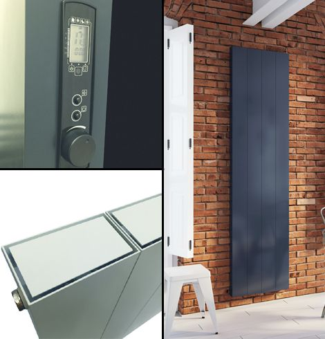 Dynamo electric radiator collage