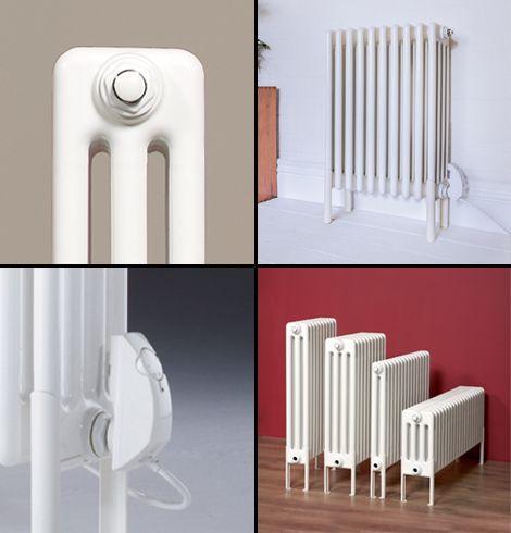 Electric Bordo column radiator collage copy