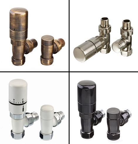 Flo TRVs radiator valves collage copy