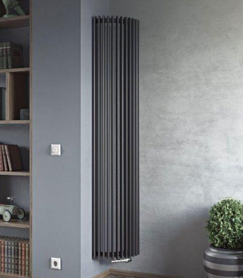 Mitad vertical corner radiator