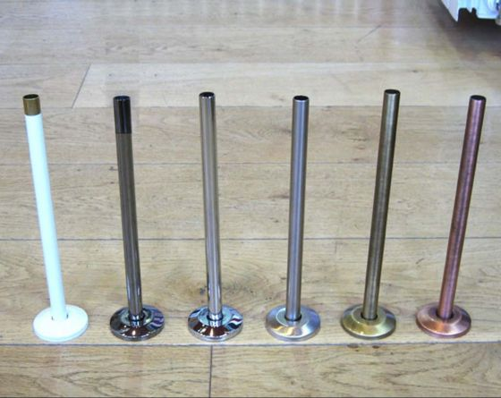 Pipe kits for radiators