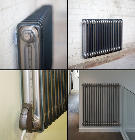 Press electric radiator collage copy