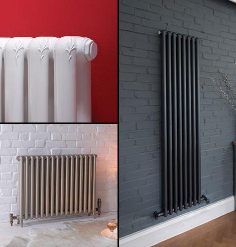 Tetro aluminium radiator collage