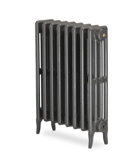 Victorian 4 cast iron radiators 660mm high