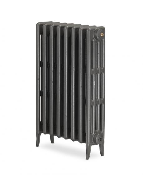 Victorian 4 cast iron radiators 760mm high