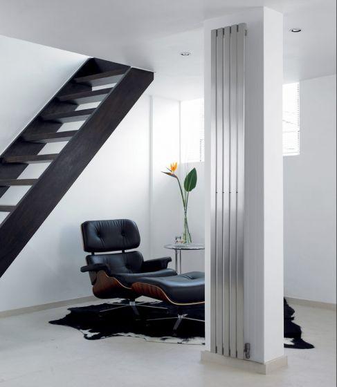 Zermatt stainless steel radiator
