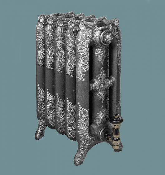 Bodleian ornate cast iron radiator 570