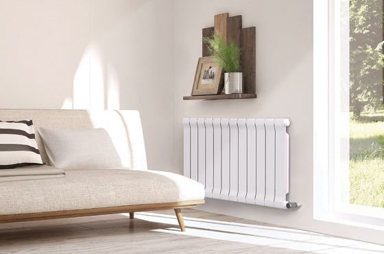Decoral Slim aluminium radiators