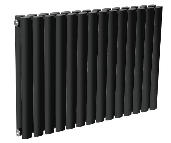 Ellipse electric radiator - pictured without electric element