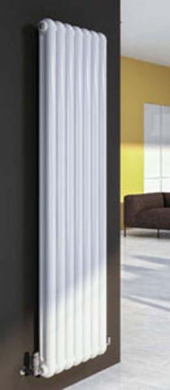 Pod vertical radiator