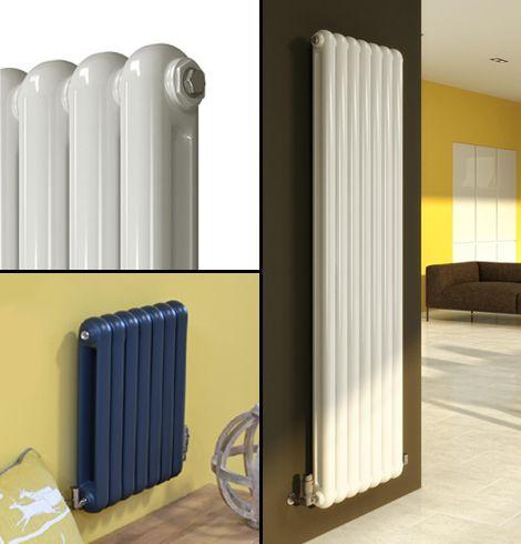 Pod designer radiators