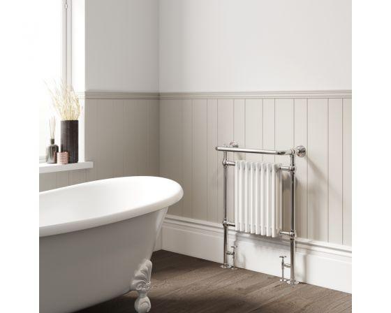Bramham traditional towel radiator