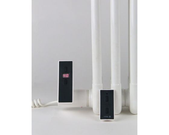 WiFi controlled electric element for cast iron and column radiators
