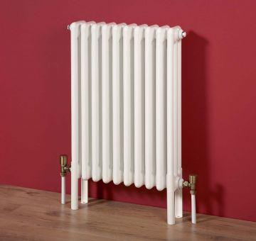 Bordo 657mm high, 3 column radiator