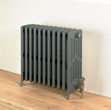 Etonian 6 column cast iron radiator in primer