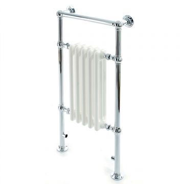 Bedale traditional towel radiator