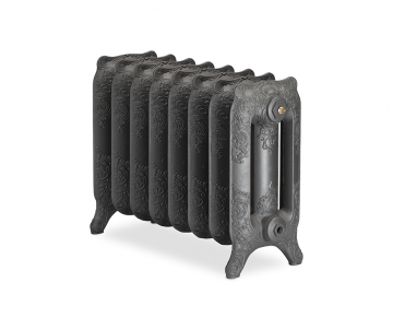 Bodleian cast iron radiator - 470mm high