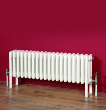 Bordo column radiator - 292mm high