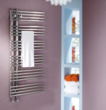 E-Rail stainless steel towel rail