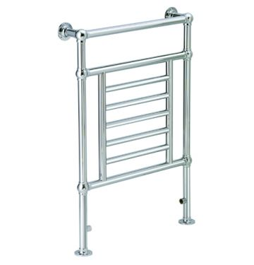 Kettlewell towel rail, 685mm wide in chrome