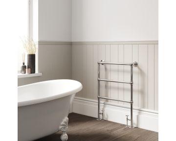 Leyburn ball-jointed towel rail