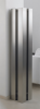 4Fold brushed stainless steel radiator