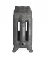 Bodleian cast iron radiator - 470mm high