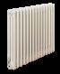 Core column radiator, 600mm high x 3 columns deep, wall-mounted