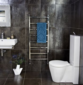 Brunswick towel rail for web