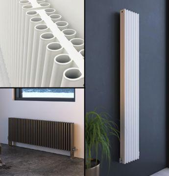 Colin aluminium designer radiiators