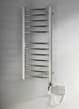 Inca electric towel radiator