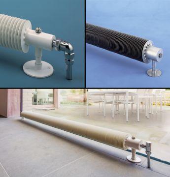 Flowform radiator collage copy