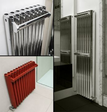Ron aluminium towel radiator collage copy