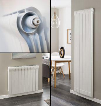 Swell aluminium radiators
