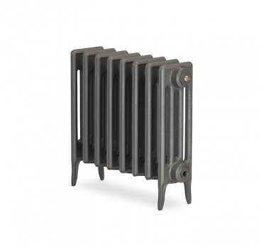Victorian 4 cast iron radiators 460mm high